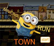 Minions Town Run