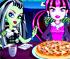 Monster High Pizza