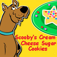 Scooby's Cream Cheese Sugar Cookies