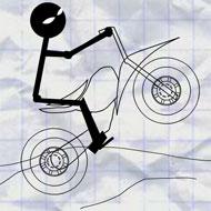 Stick Boy Bike