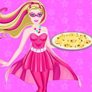 Super Barbie Special Pierogi Pizza