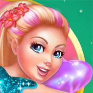 Super Barbie Spa