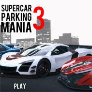 Supercar Parking Mania 3