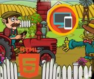 Tractor Mania HTML5